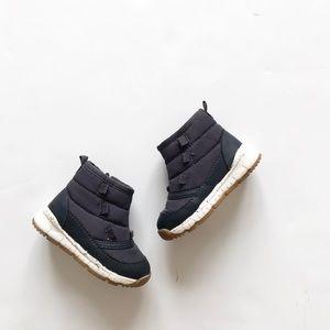 Zara black winter ankle boots EUC  size 20(4)
